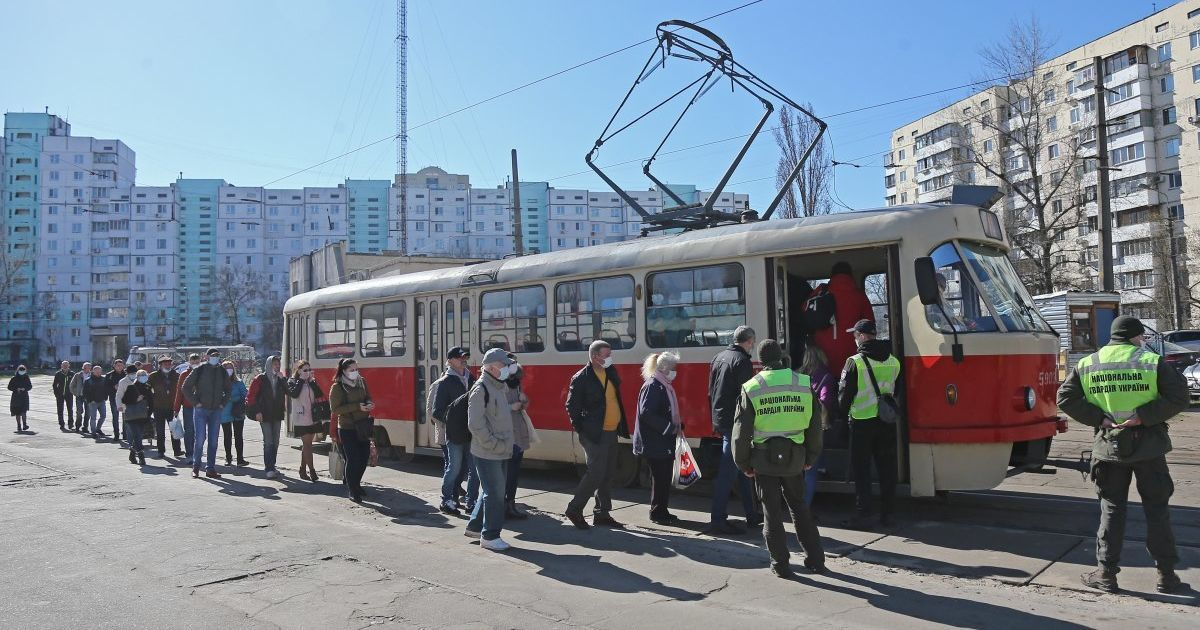 Изменение правил льготного проезда в Киеве: есть ли шанс для не киевлян ездить бесплатно