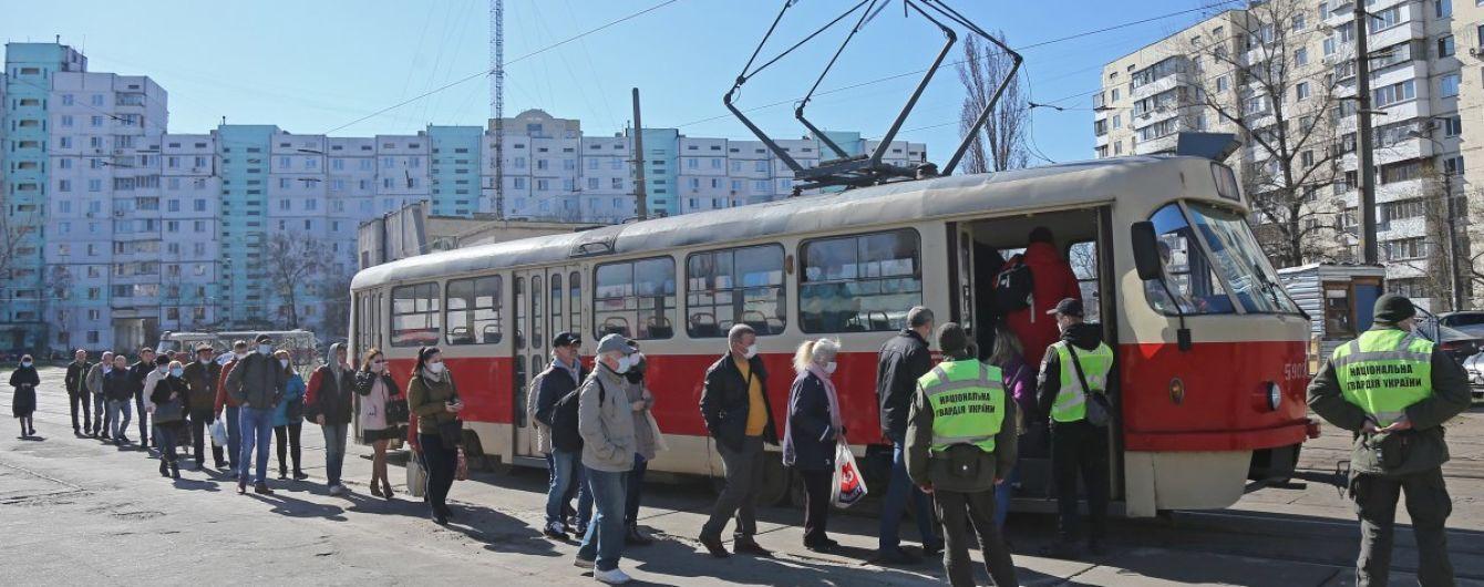Ляшко назвав дату, коли запрацює громадський транспорт, та за яких умов
