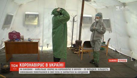 Коронавирус на Буковине: в каком состоянии больные и как медики справляются с новыми вспышками