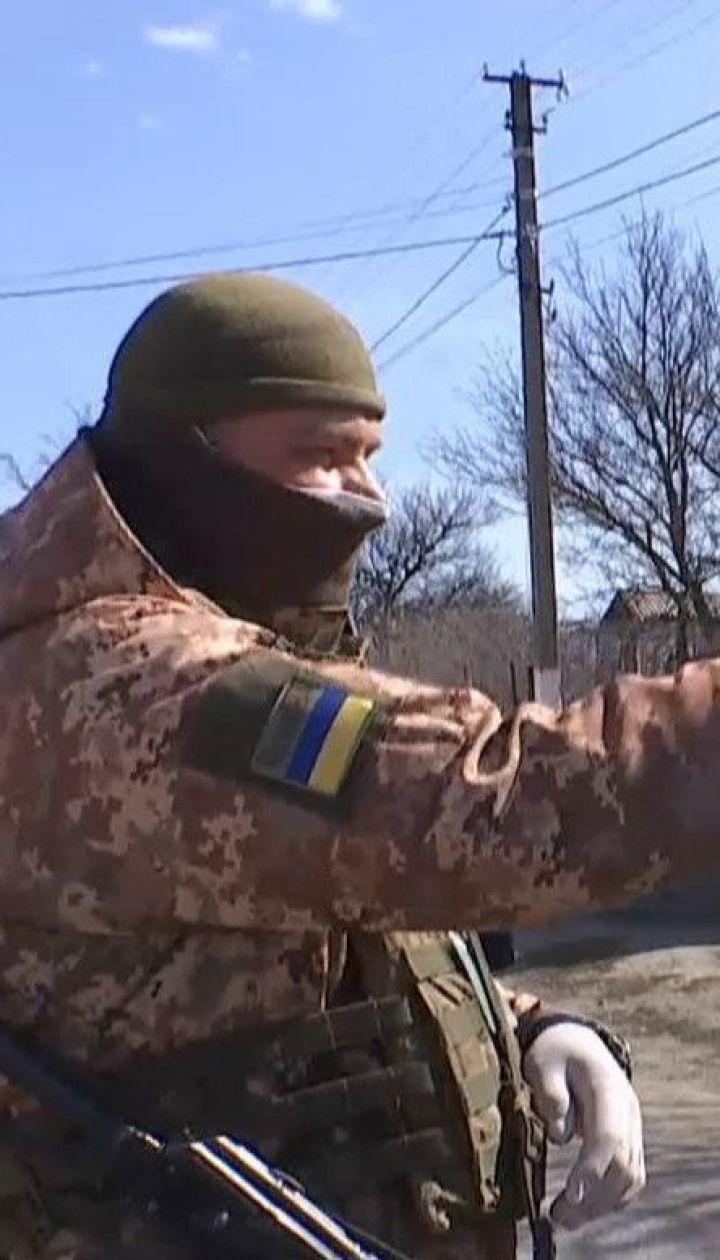 Через епідемію коронавірусу КП на Донбасі працюють в обмеженому режимі