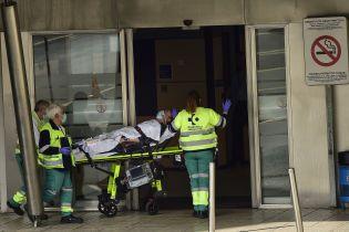 Смертельный антирекорд Испании. За сутки от коронавируса умерли свыше 800 человек