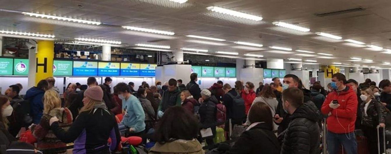 Пандемия коронавируса: в Украину вернулись более 82 тысяч человек