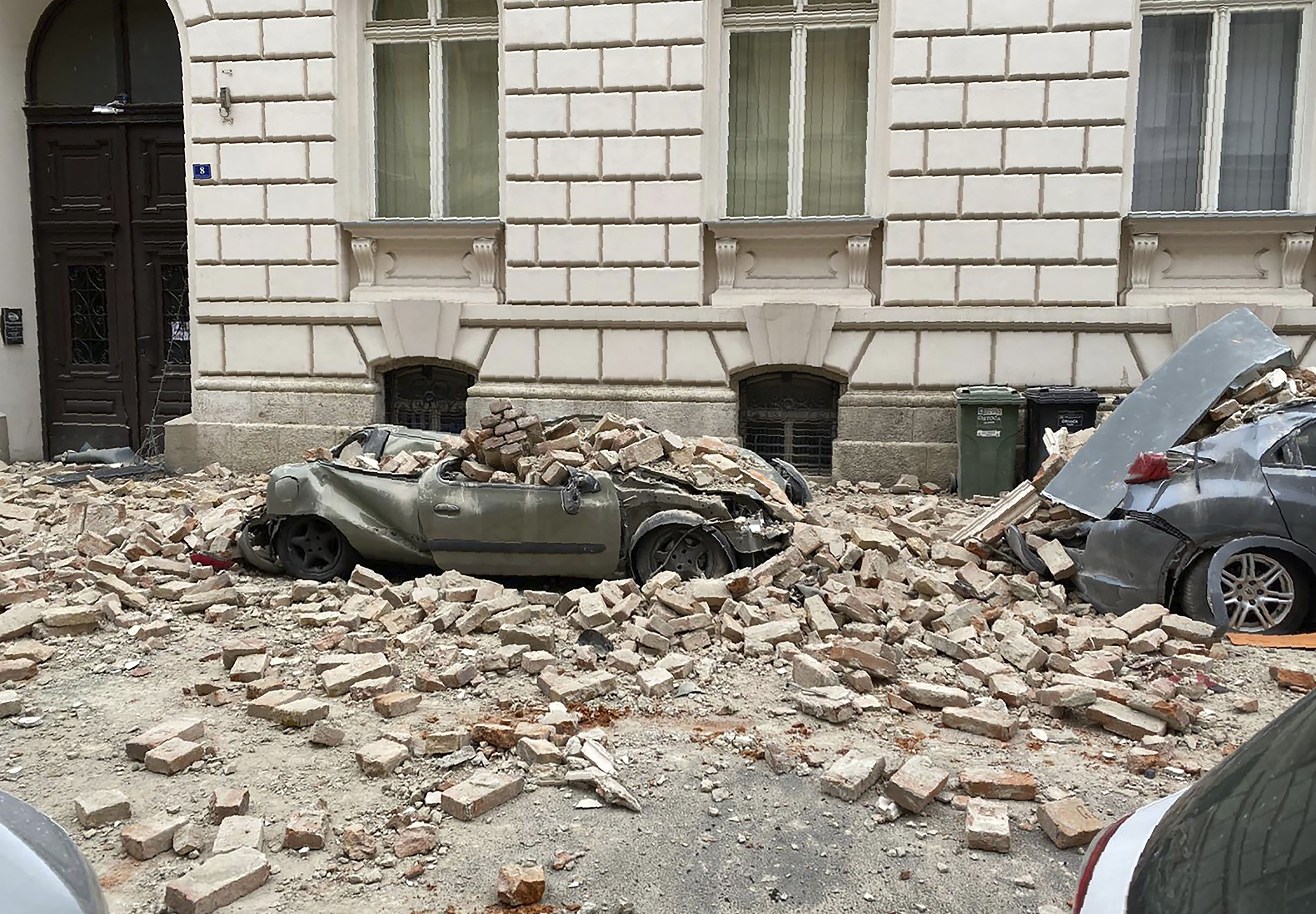 Землетрус у Хорватії_2