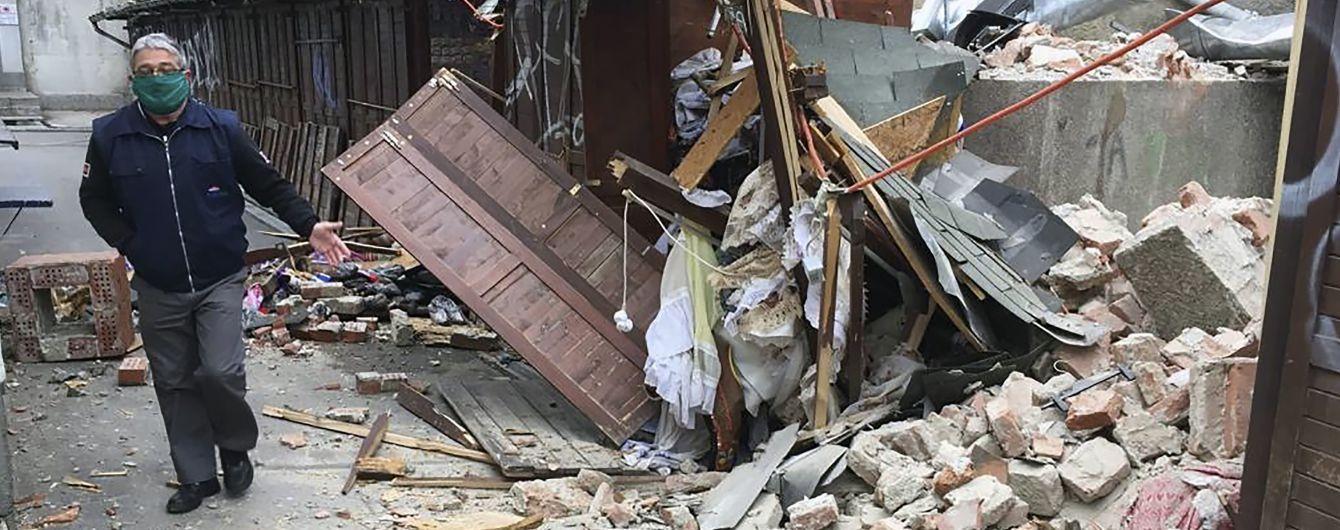 Знищені авто та пошкоджені будинки. Хорватію сколихнув потужний землетрус