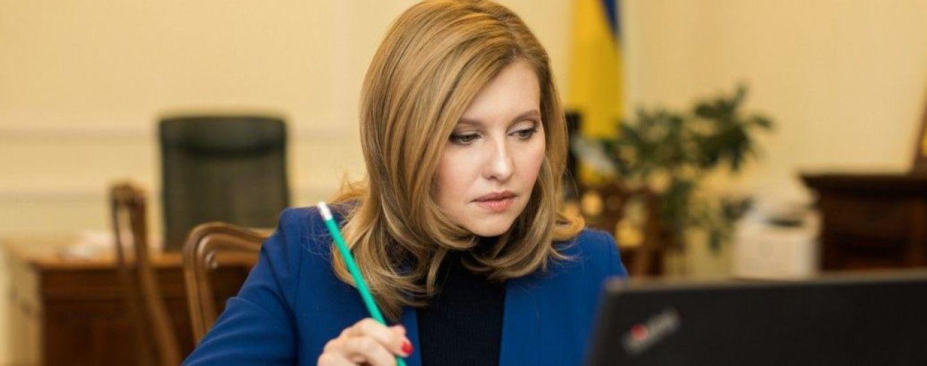 Перебуває в ізоляції під наглядом лікарів: в Офісі президента розповіли про стан Олени Зеленської