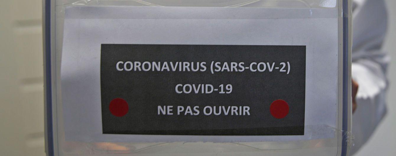 У Франції від коронавірусу помер перший лікар