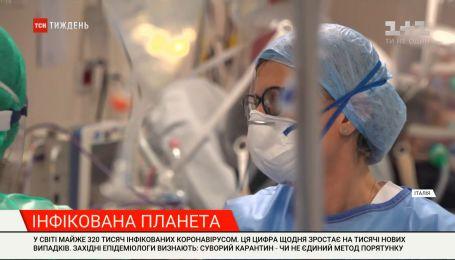 Распространение коронавируса: как страны Европы борются с пандемией