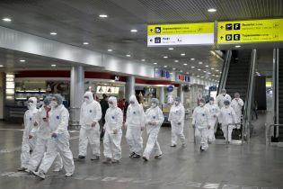 В РФ інфікування коронавірусом підозрюють у 180 тисяч людей