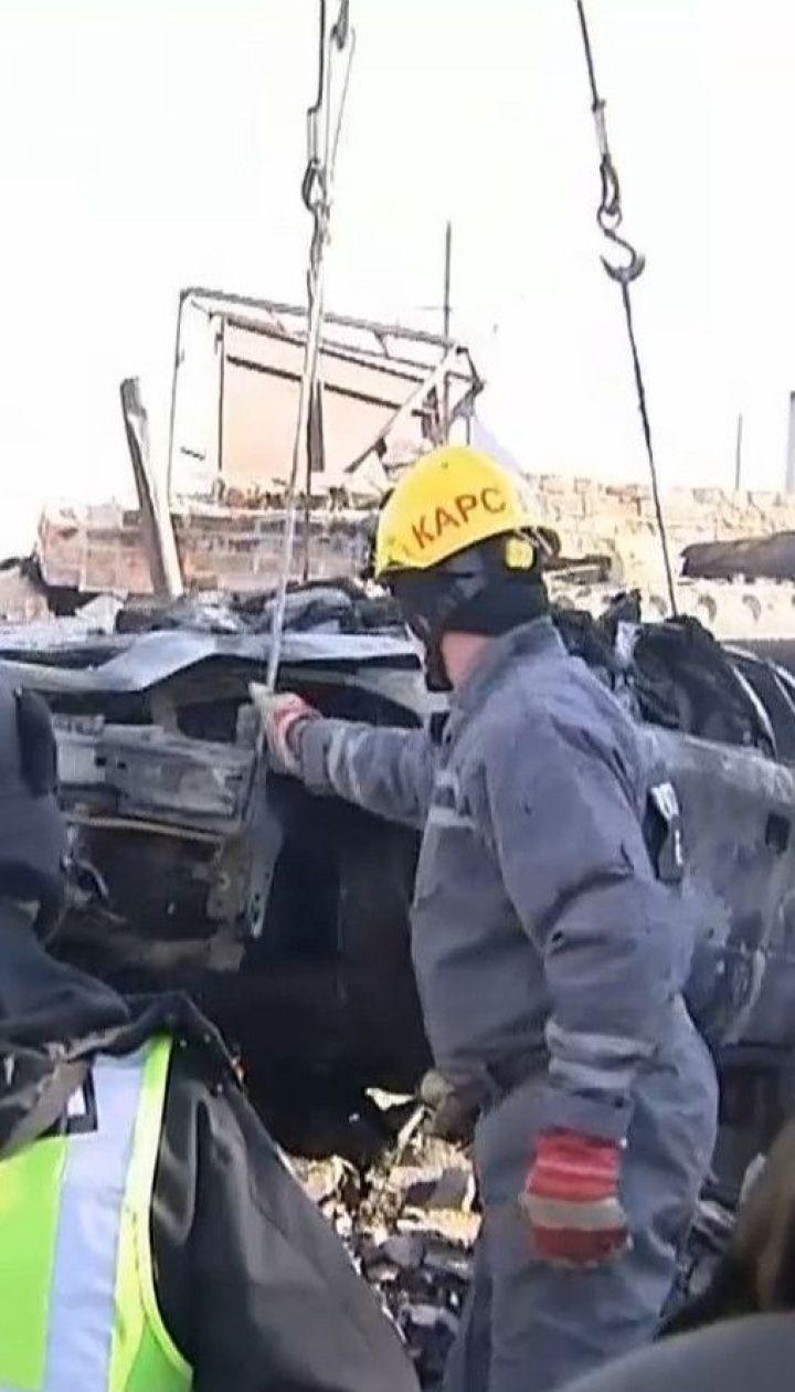 У Києві у гаражному кооперативі стався вибух, є поранений