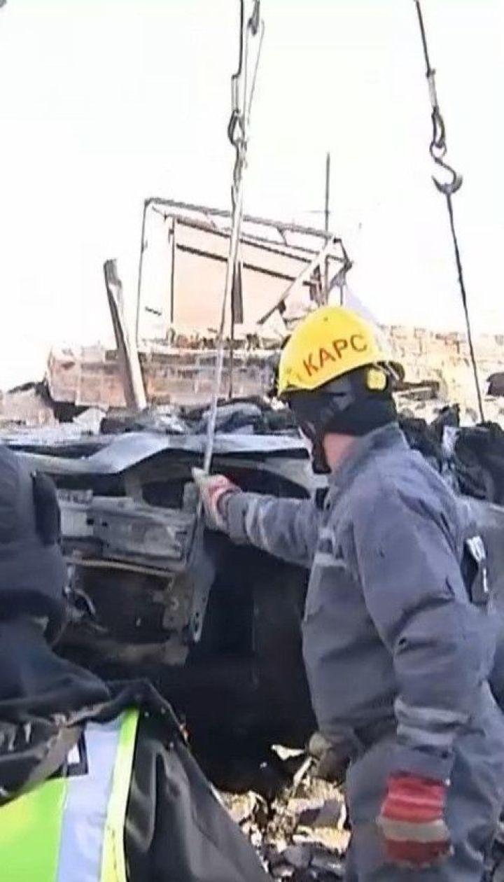 В Киеве в гаражном кооперативе произошел взрыв, есть раненый
