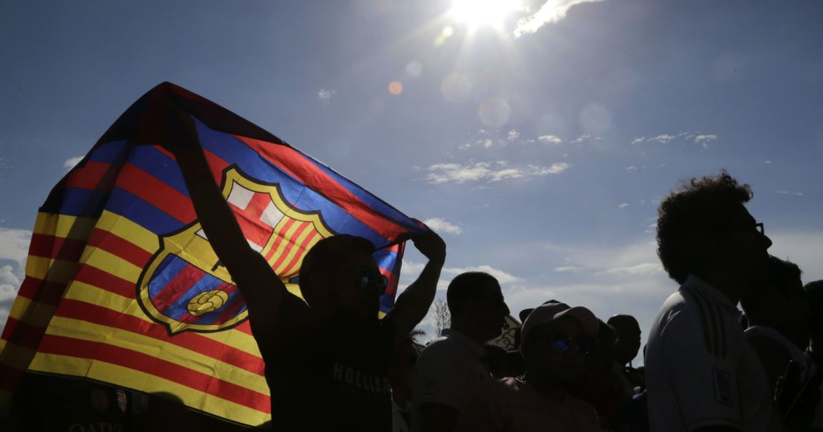 """В """"Барселоне"""" выявили первый случай заражения коронавирусом"""