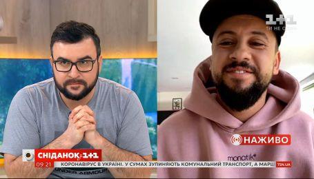 """Репетиции на карантине: Monatik раскрыл тайны закулисья """"Голоса страны"""""""