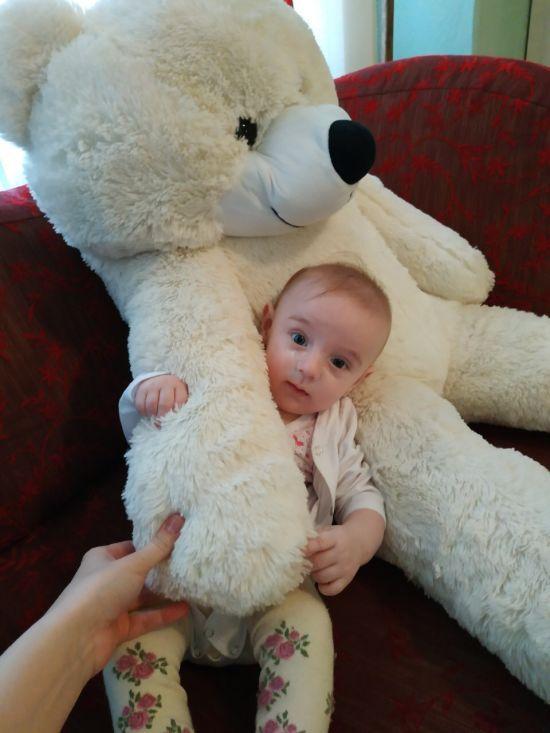 Допомоги для 8-місячного сина Сашка просить його мама