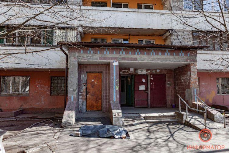 Дніпро_жінка випала з вікна