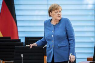 Ангела Меркель сделала тест на COVID-19. Известны первые результаты