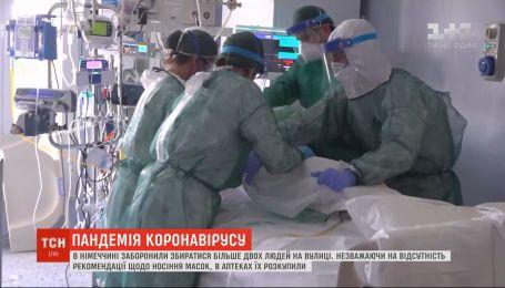 Пандемия коронавируса: какова ситуация в Германии и США