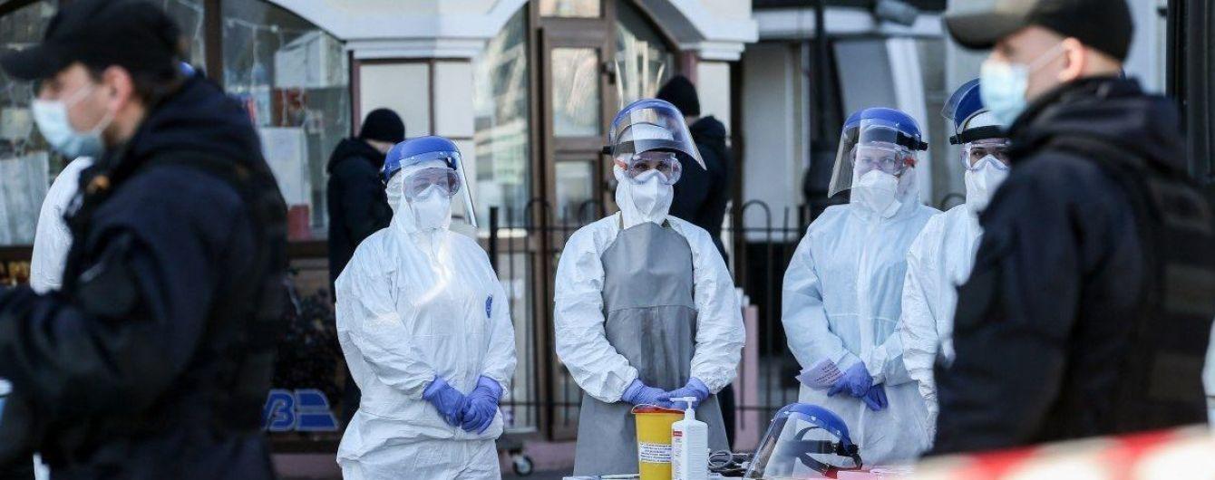 Коронавірус в Україні: кількість інфікованих в областях станом на ранок 2 квітня