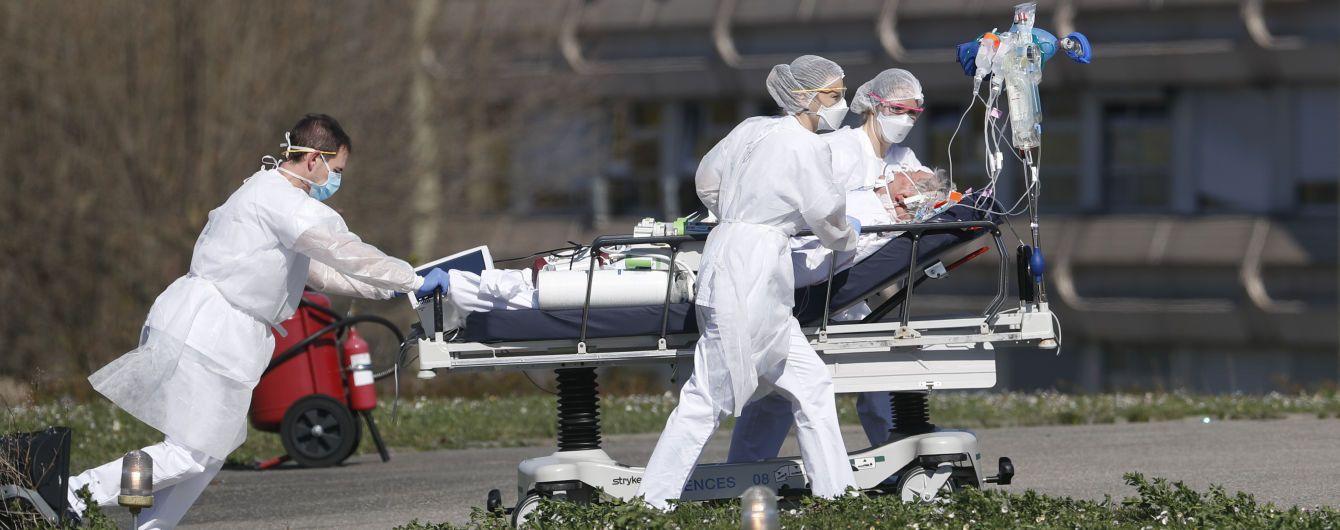 Рекордная смертность в течение суток: в Испании прогнозируют пик ...