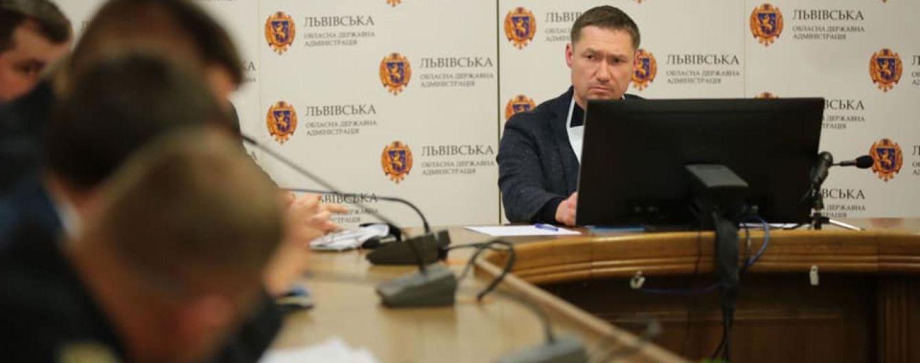 Глава Львовской ОГА не согласился со статусом аутсайдера в рейтинге борьбы с коронавирусом и объяснил почему
