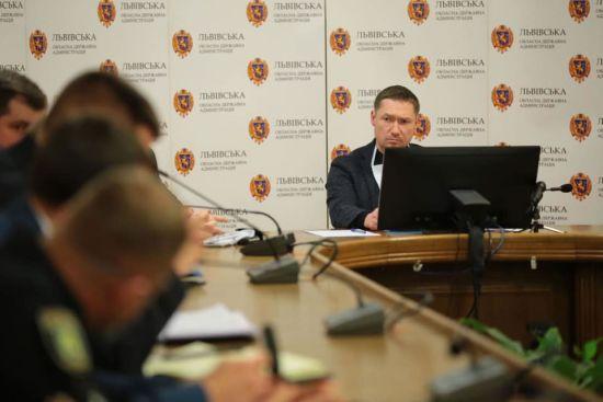 У Львівській області через коронавірус запроваджують надзвичайну ситуацію