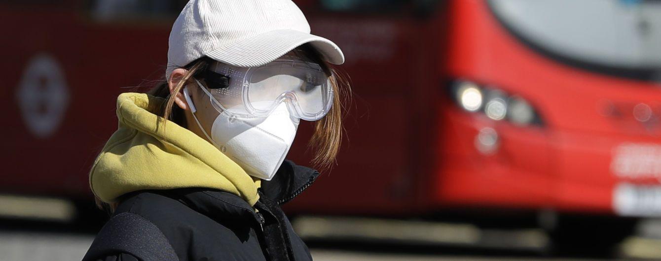 """""""Британський"""" штам коронавірусу збільшить кількість госпіталізацій та смертей: дослідження"""