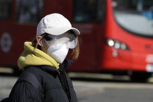 В Британии зафиксировали рекордную смертность из-за коронавируса за сутки