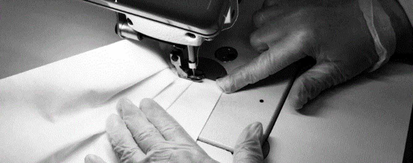 Prada запустив на своїх виробництвах пошиття медичних масок і спецодягу для лікарів