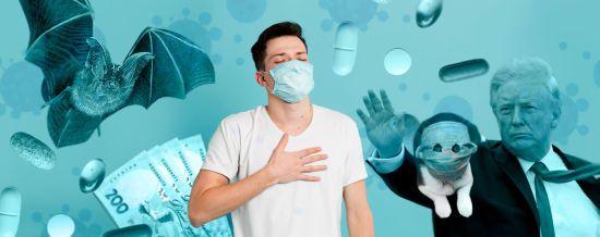 Що правда, а що ні: основні міфи про страшний коронавірус