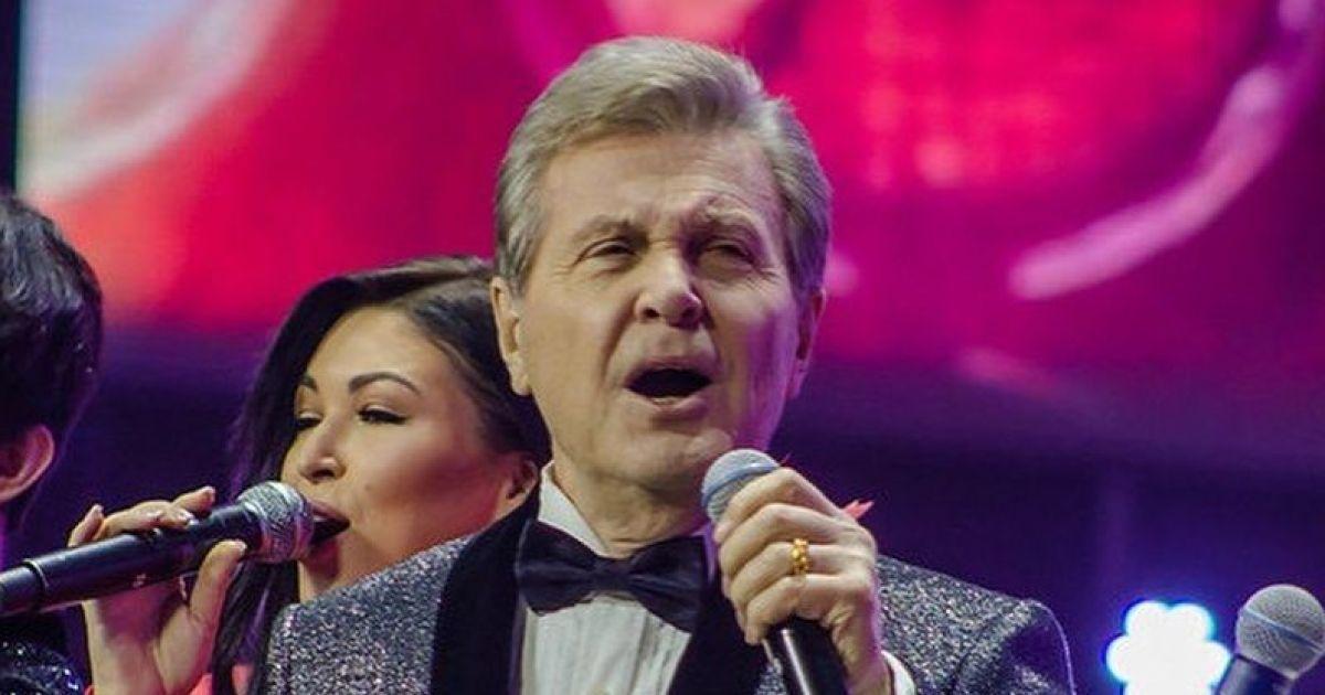 Российского певца Льва Лещенко забрали в больницу с подозрением на коронавирус