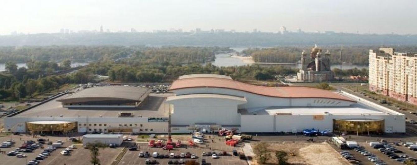 КГГА рассматривает возможность оборудовать МВЦ на Левом берегу под госпиталь для больных коронавирусом