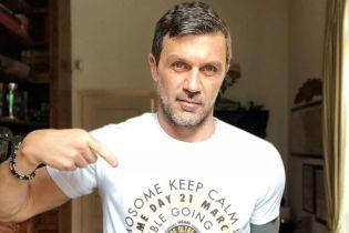 """Легенда """"Мілана"""" розповів про свій стан після зараження коронавірусом"""