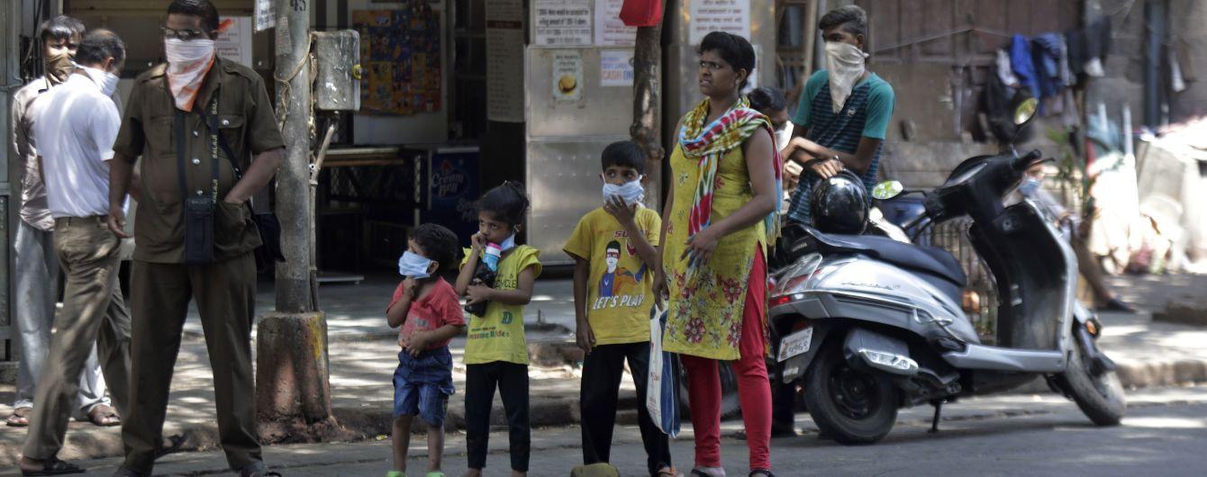 В Индии за нарушение карантина задержали более 3 тысяч человек