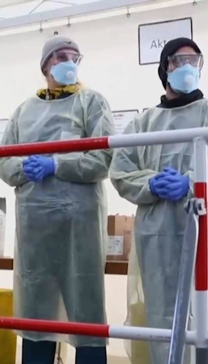 COVID-19 во Франции: как устанавливают полевые госпитали и вводят более жесткий карантин