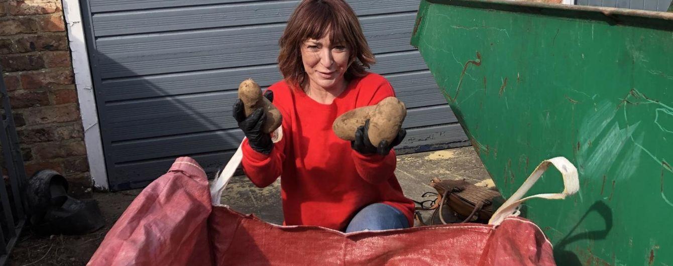 Розбагатіла фермерка задарма роздала свої овочі людям в ізоляції