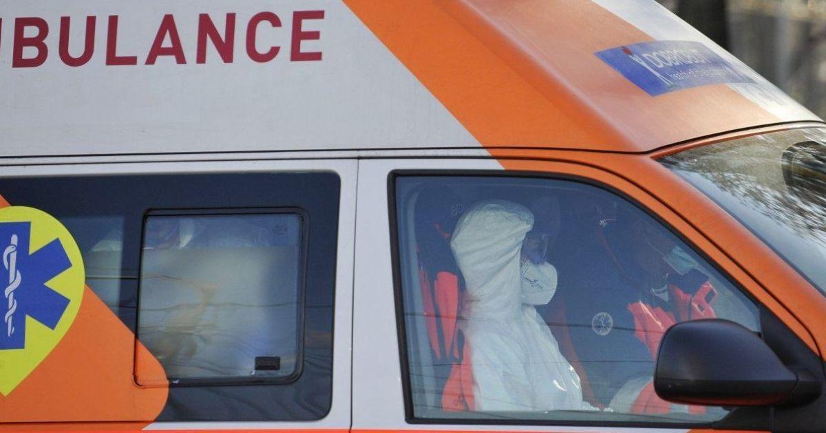 После госпитализации прошло 7 минут: в больнице на Кировоградщине умерла инфицированная коронавирусом женщина