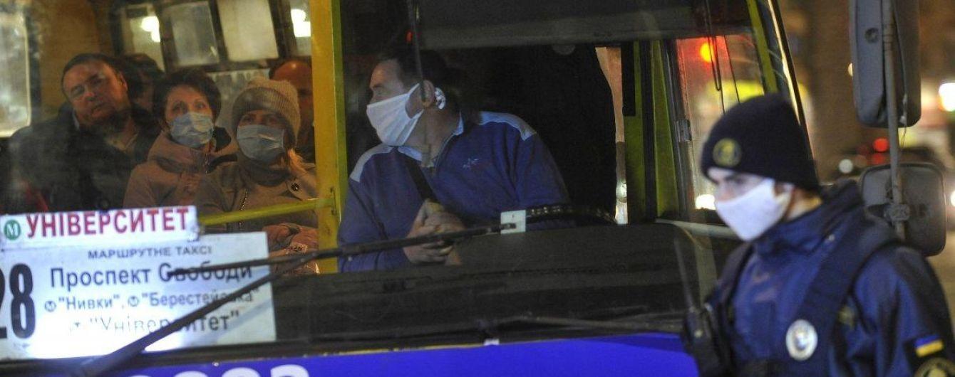 Закрытое метро и наземный транспорт по пропускам: как Киев привыкает к карантинному ритму из-за коронавируса