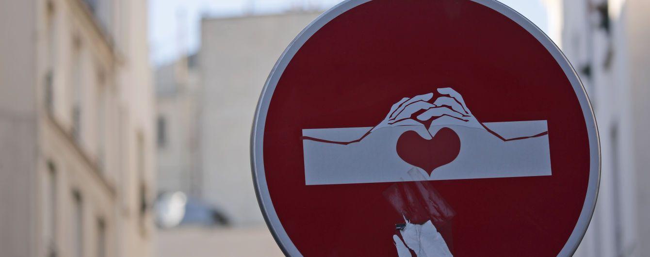 Франція стала п'ятою країною, де від коронавірусу померли понад тисячу осіб