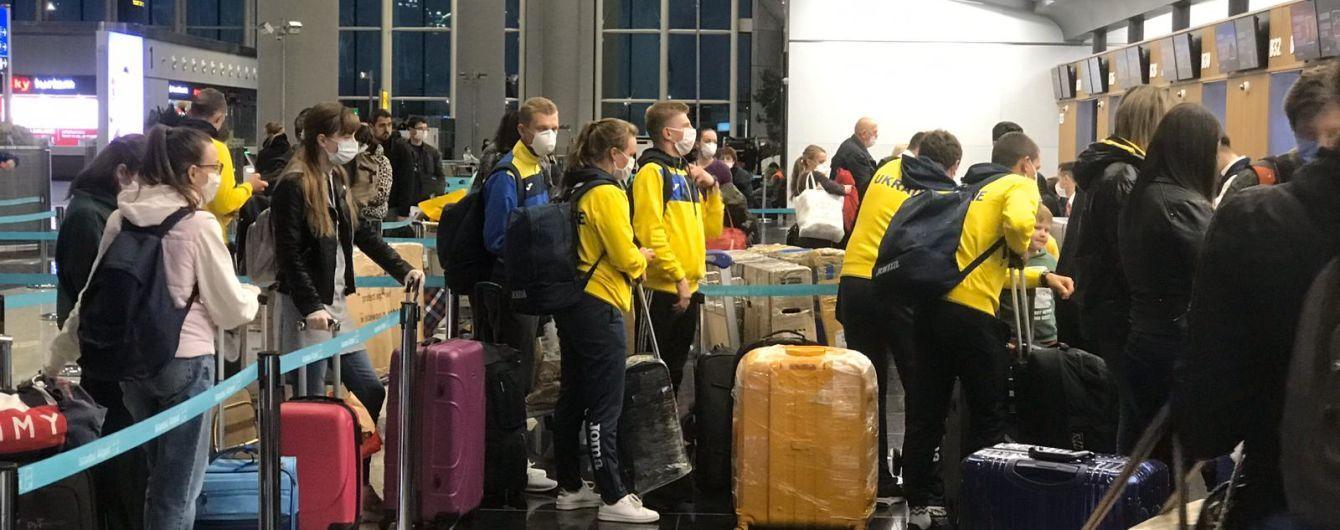 До України з Канади вилетіли понад 270 наших громадян