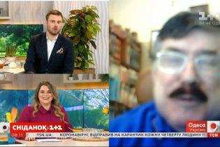 Як не впадати у відчай в умовах карантину — поради від телеведучого Бориса Бурди