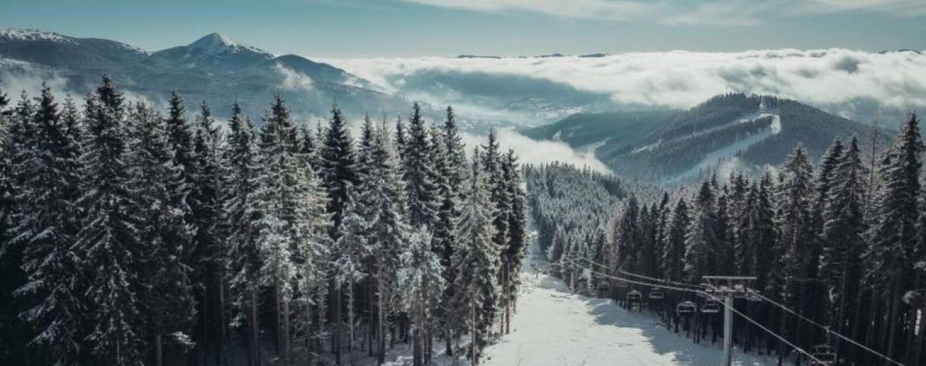 Український гірськолижний курорт Буковель призупиняє роботу через карантин