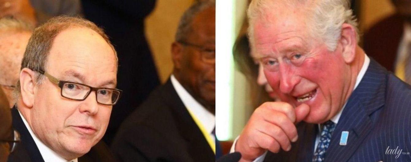 Принц Чарльз оказался болен коронавирусом