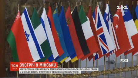 Видеоконференция ТКГ - Украина противоречиво относится к созданию Консультативного Совета