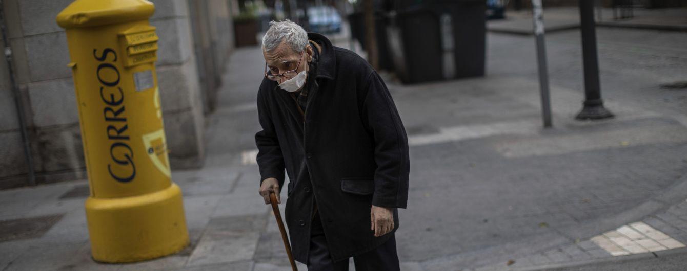 Испания по количеству смертей от коронавируса обогнала Китай