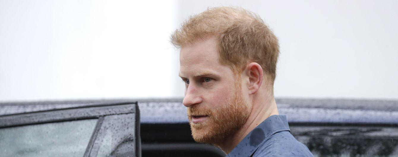Принц Гаррі зустрівся з ексдівчиною одразу після від'їзду Меган до Канади - ЗМІ