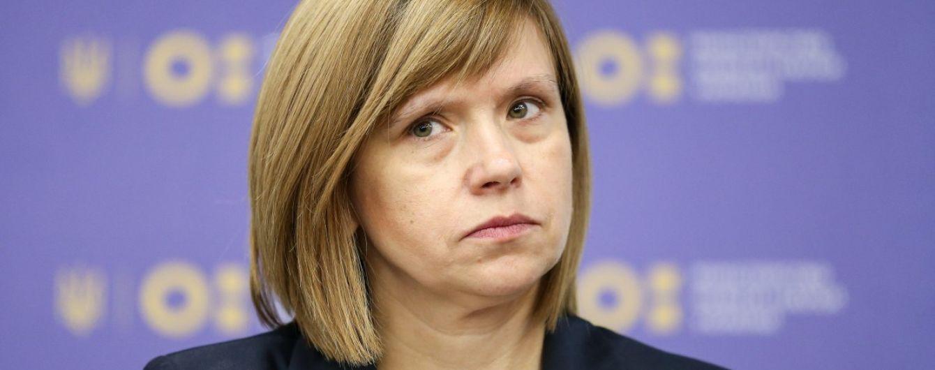 """Мандзий прокомментировала слова Зеленского о том, что """"у нас нет полноценного министра образования"""""""