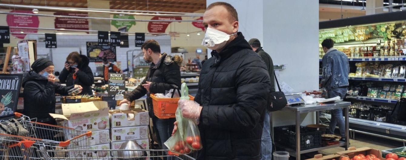 Количество инфицированных коронавирусом от продавщицы из супермаркета в Сумах выросло