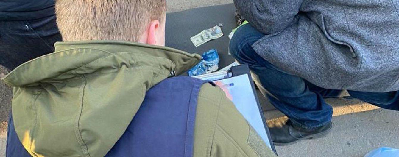 В Харькове военного медика Национальной гвардии Украины разоблачили на взятке