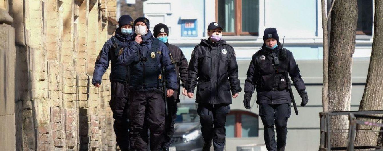 Поліція перевірятиме дотримання 14-денної самоізоляції українцями, які повернулися з-за кордону