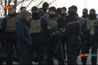 В Харькове около 20 правоохранителей ловили криминального авторитета