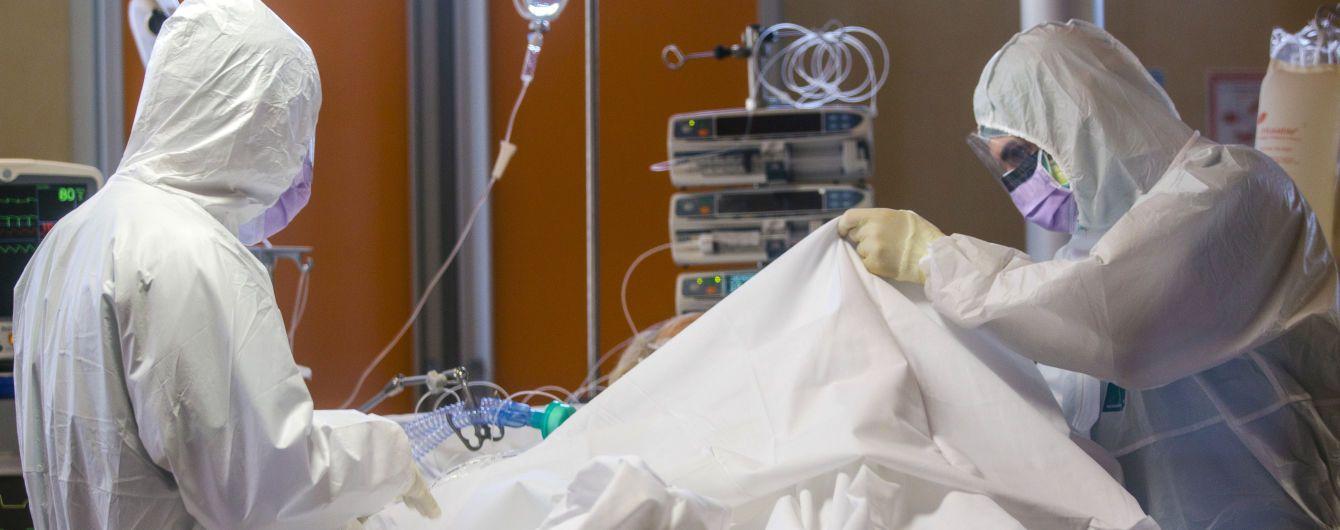 У Німеччині кількість інфікованих коронавірусом за добу зросла на 5 тисяч